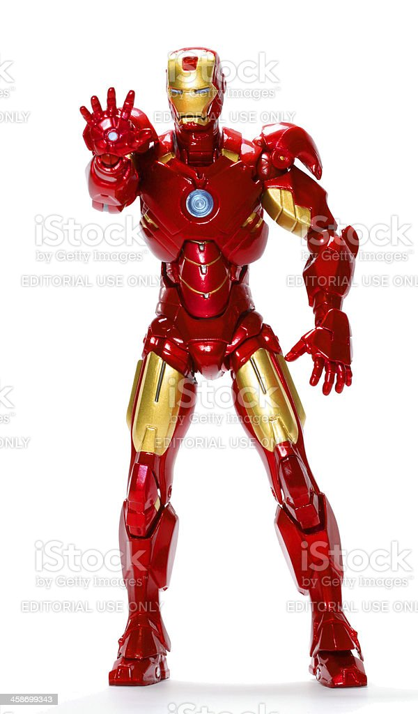 With Great Power Comes Incredible Strength stock photo
