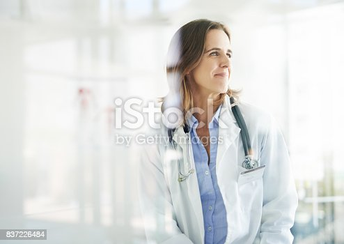 istock With her, good health is in sight 837226484