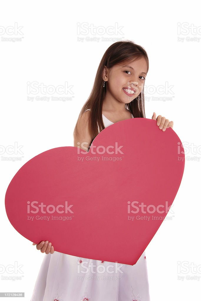 With Love royalty-free stock photo
