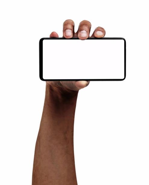 mit dem telefon verbunden - horizontal stock-fotos und bilder