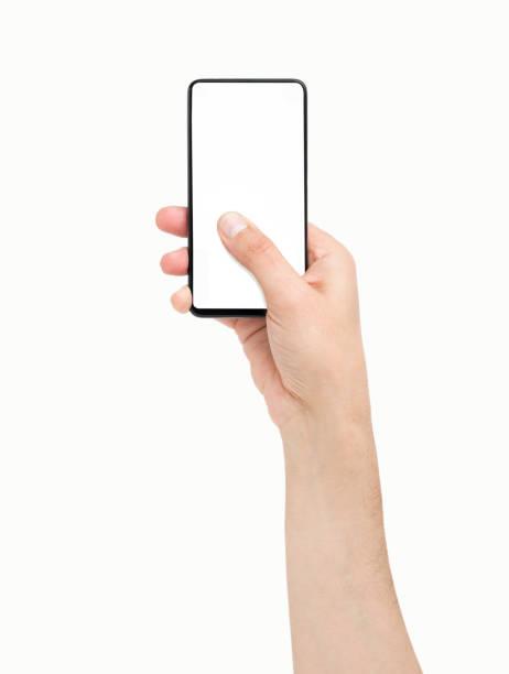 電話を接続した場合 - 親指 ストックフォトと画像
