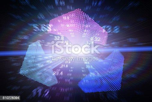 istock With the rapid development of economy 510228394