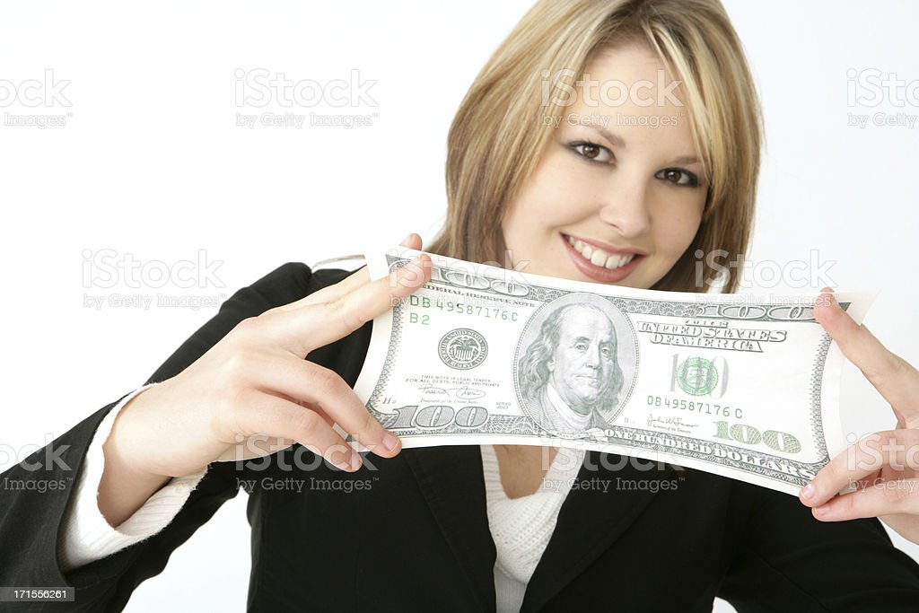 Within Budget royalty-free stock photo