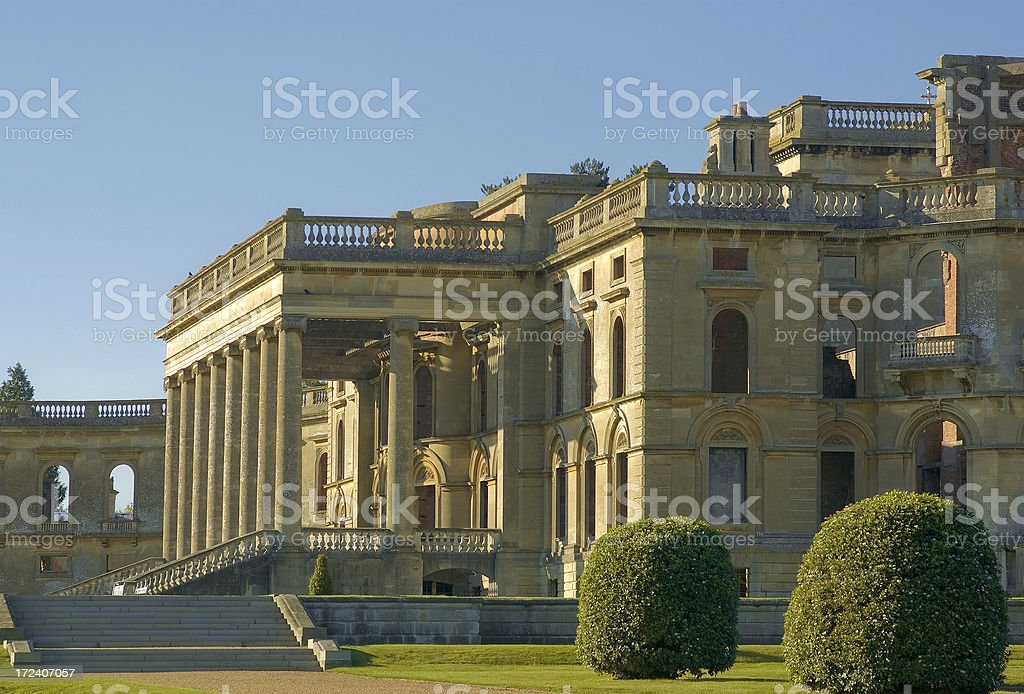Witley Court stock photo