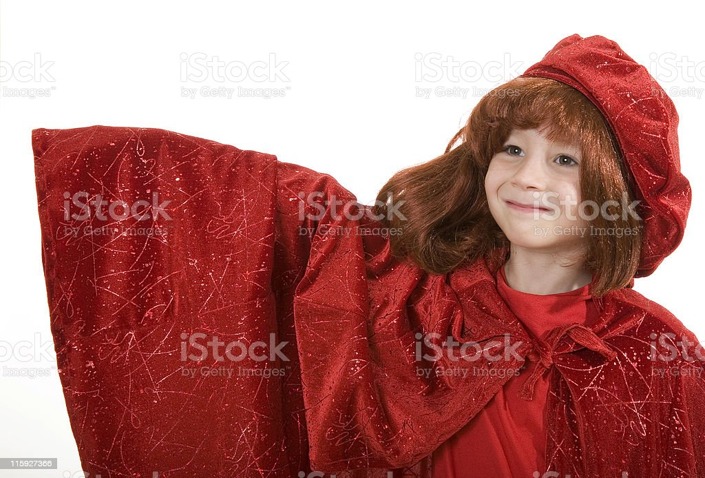Wizard of Good Magic royalty-free stock photo
