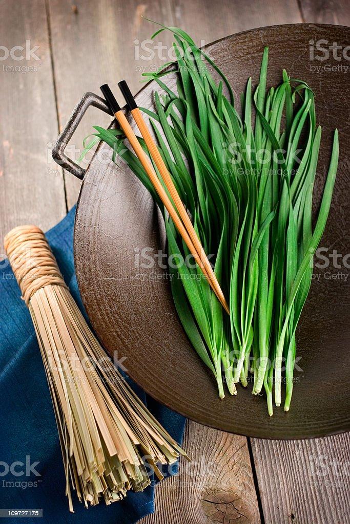 Wok Seasoning royalty-free stock photo