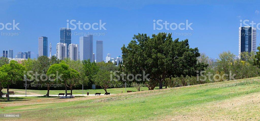 Wolfson Park royalty-free stock photo