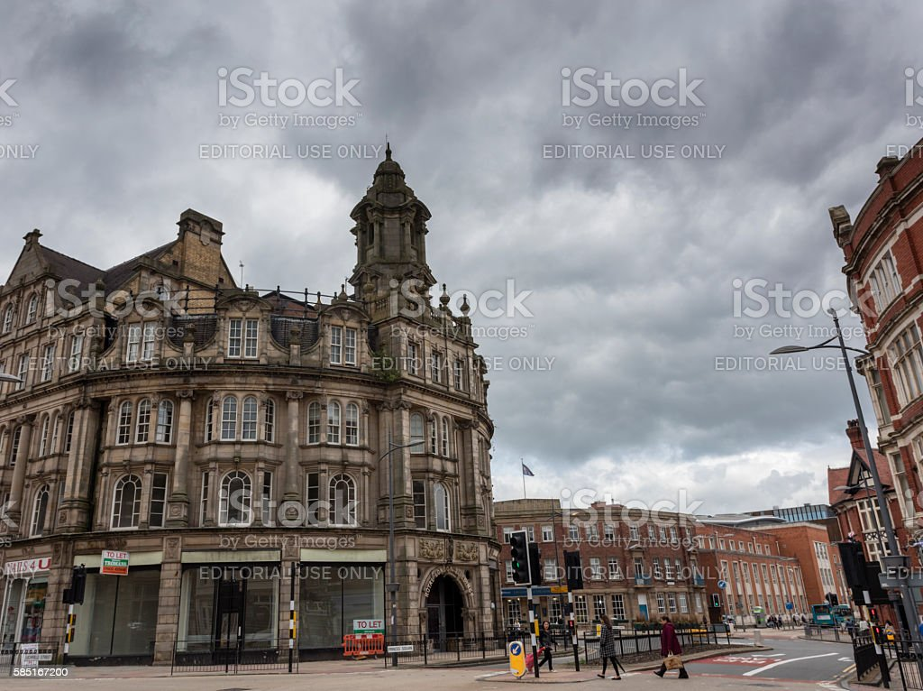 Wolverhampton stock photo