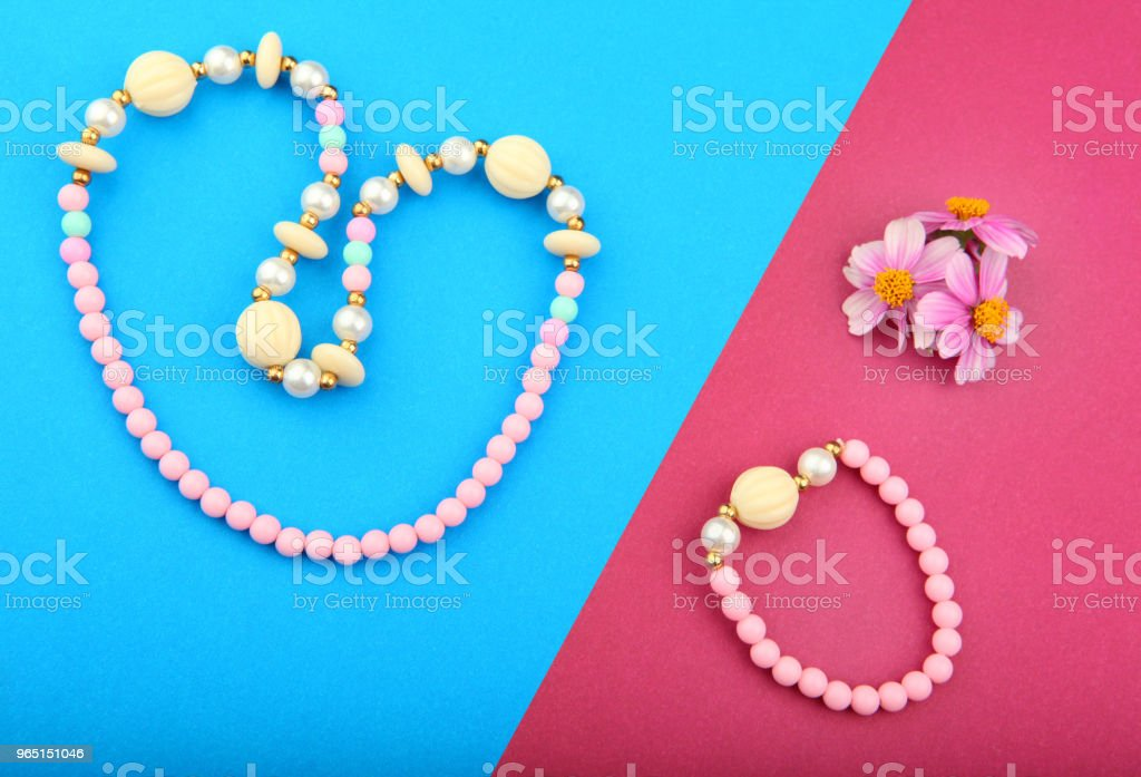 Woman accessory studio quality royalty-free stock photo