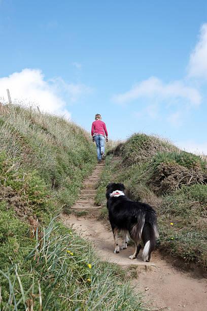 Woman and border collie walking on coastal footpath picture id185074540?b=1&k=6&m=185074540&s=612x612&w=0&h=0kkhw novqirgeadpnu nx9jug0bu jy yu r7qhqmm=
