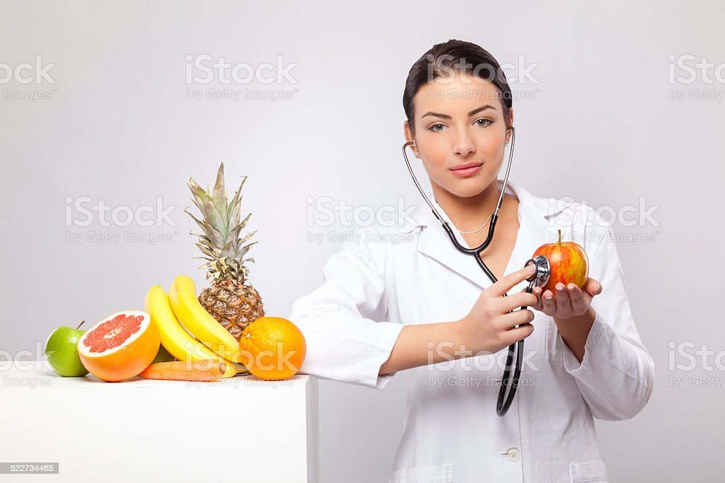 Woman and healtcare. stock photo