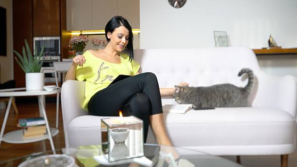 Woman and her cats picture id503461998?b=1&k=6&m=503461998&s=612x612&w=0&h=uoekp5gpmsjmb qme4hg jhrwl hkstx9fses6dosk4=
