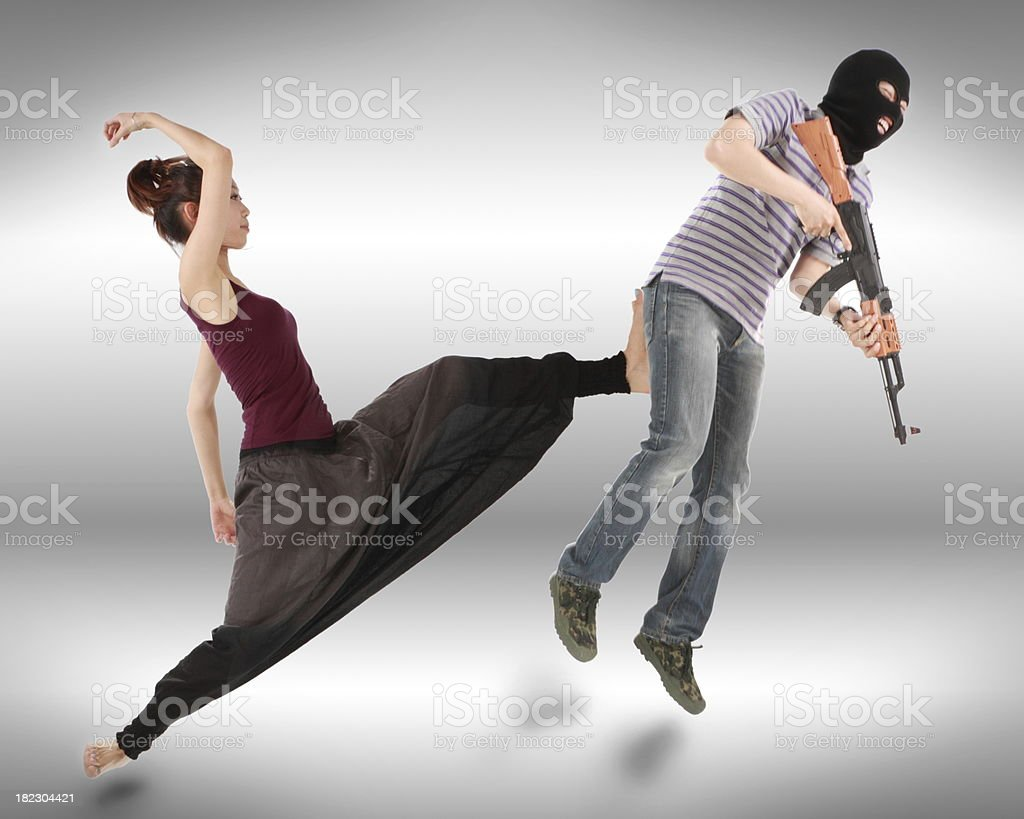 woman and man stock photo