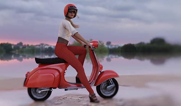 scooter girls nackt