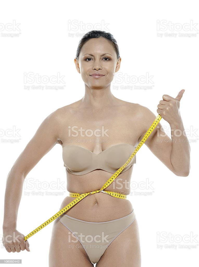 woman asian dieting royalty-free stock photo