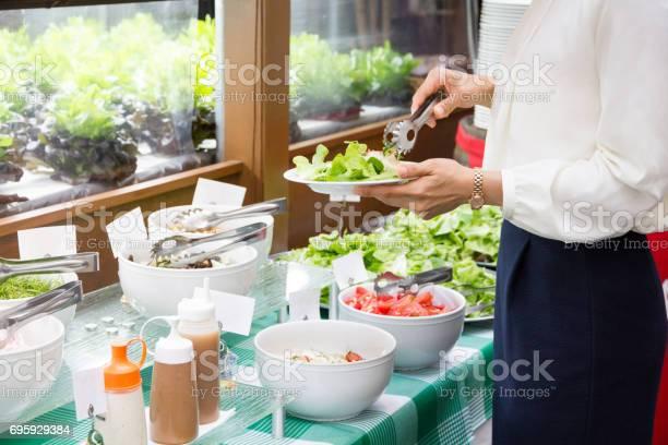 Woman at salad bar picture id695929384?b=1&k=6&m=695929384&s=612x612&h=jnwpllb0qkmdk kwlb0ngiwiemimz pyulnu6dq1kxw=