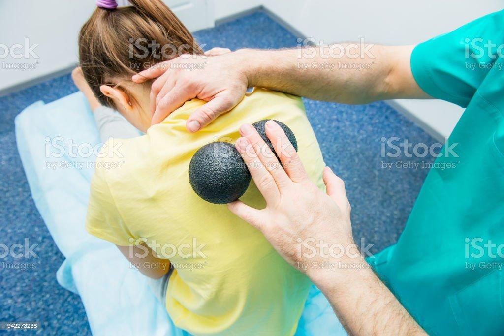 Anterior Dorsal Adjustment (Upper Back/Spine