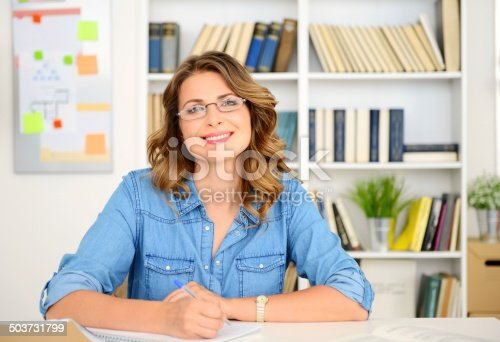 istock woman at work 503731799