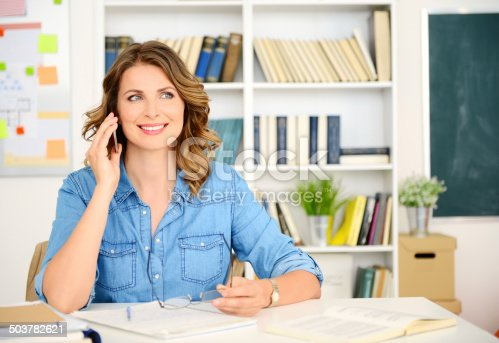 istock woman at work 503782621
