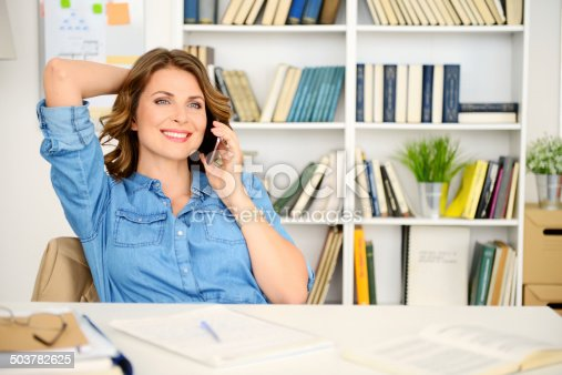 istock woman at work 503782625
