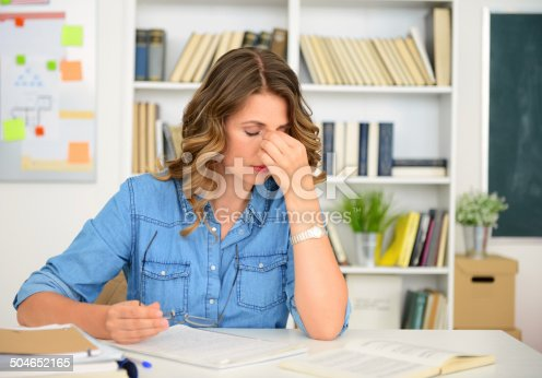 istock woman at work 504652165