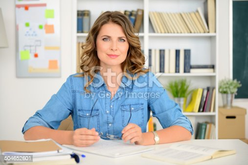 istock woman at work 504652601