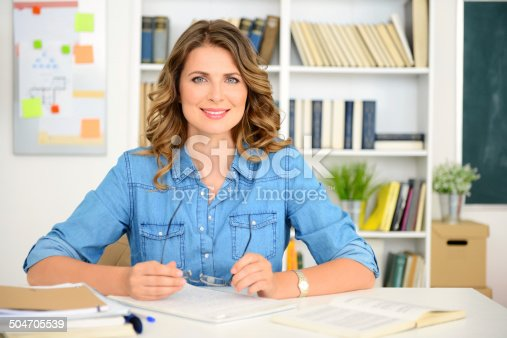 istock woman at work 504705539