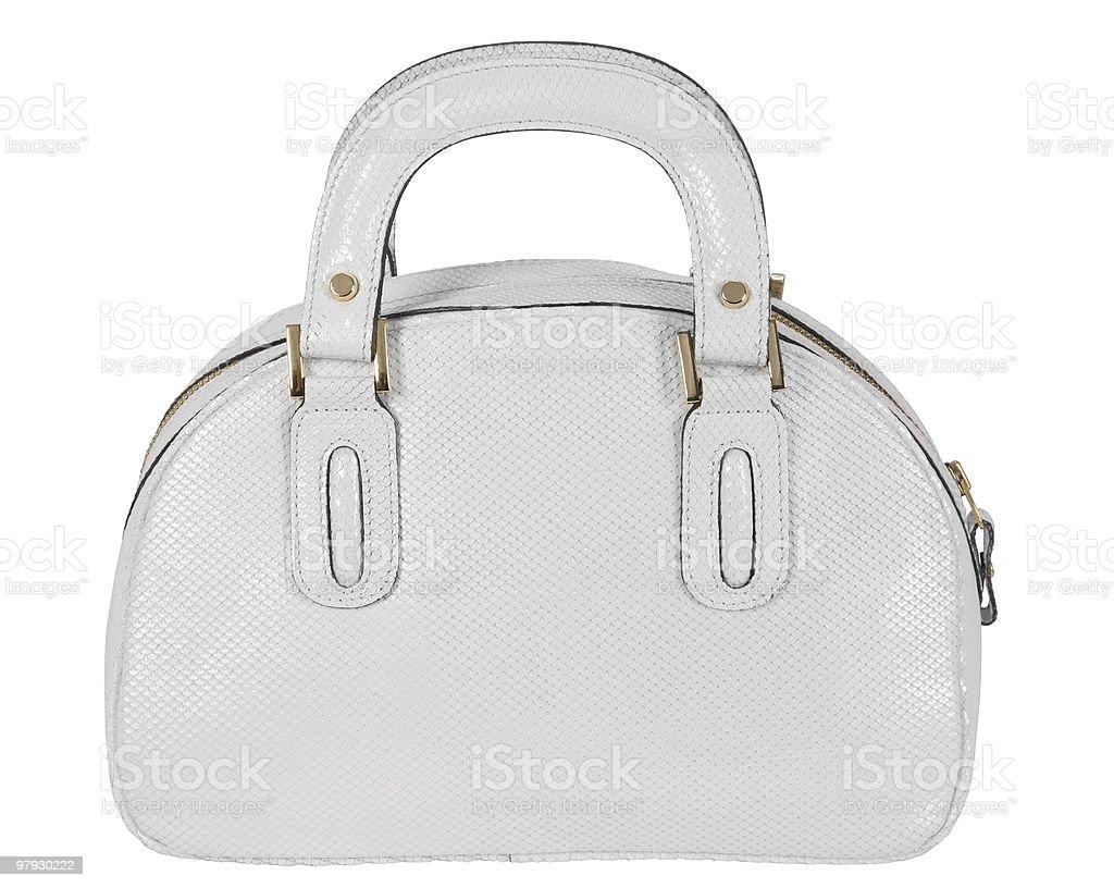 Woman bag royalty-free stock photo