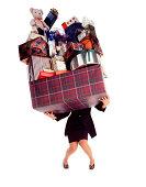 Woman Bearing Gifts