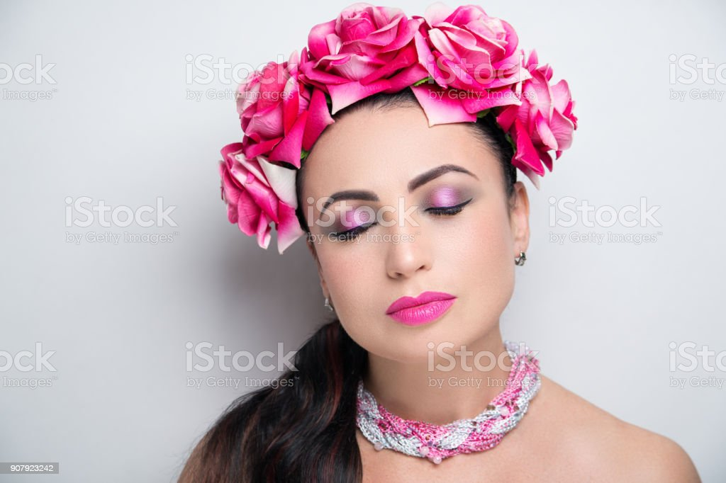woman beauty beautiful stock photo