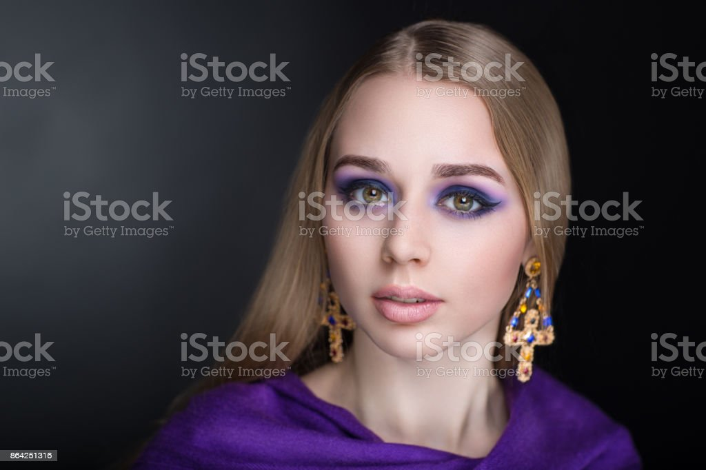 woman beauty face royalty-free stock photo