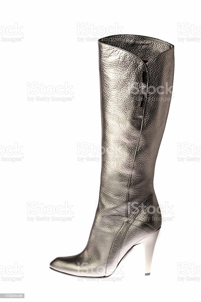 Woman Boot royalty-free stock photo