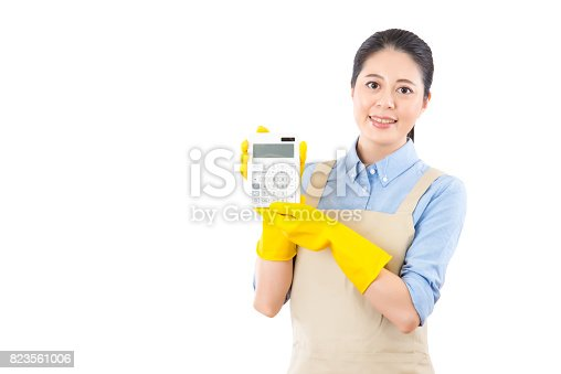 istock woman calculate carefully and budget strictly 823561006