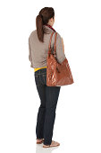 istock Woman carrying a bag 184655678