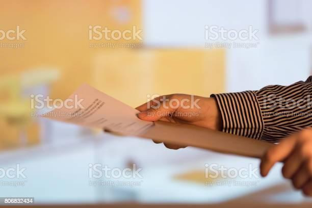 Woman checking papers at the office picture id806832434?b=1&k=6&m=806832434&s=612x612&h=jzbgtyqhsymxhe i0awspgo7lxmqsreuqycfo9qpjqu=