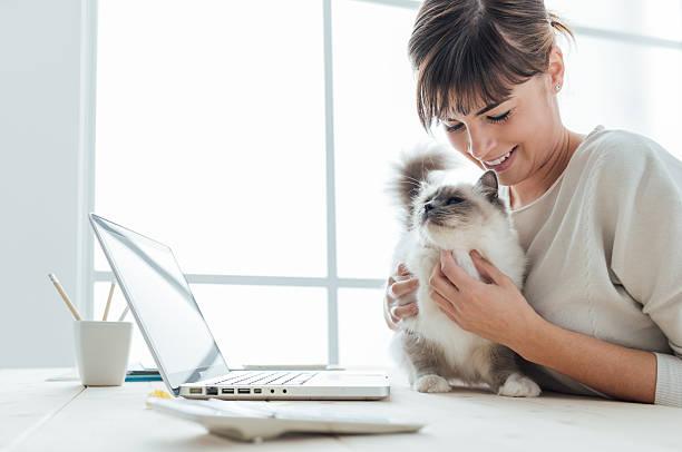 Woman cuddling her cat picture id513743680?b=1&k=6&m=513743680&s=612x612&w=0&h=byekklwb ny21 xh9oetf1s 0gljff1hntdfjnz7fvk=