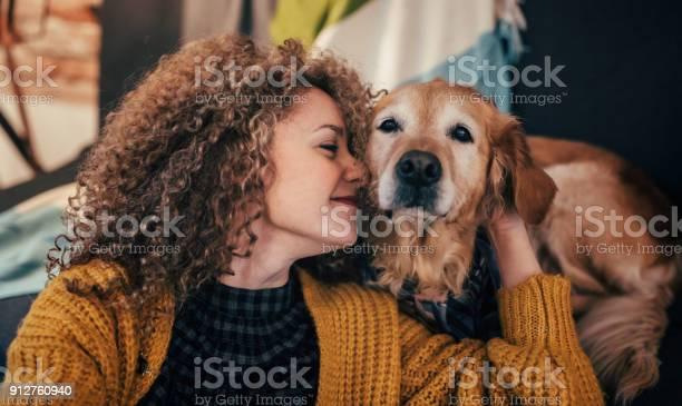 Woman cuddling with her dog picture id912760940?b=1&k=6&m=912760940&s=612x612&h=ld9el avwkjw6j fwgupnpa5aufjlricsdfsd5wvol8=
