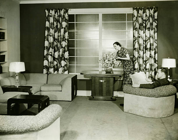 1 920 1940s Home Decor Stock Photos Pictures Royalty Free Images Istock
