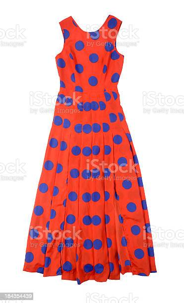 woman dress isolated