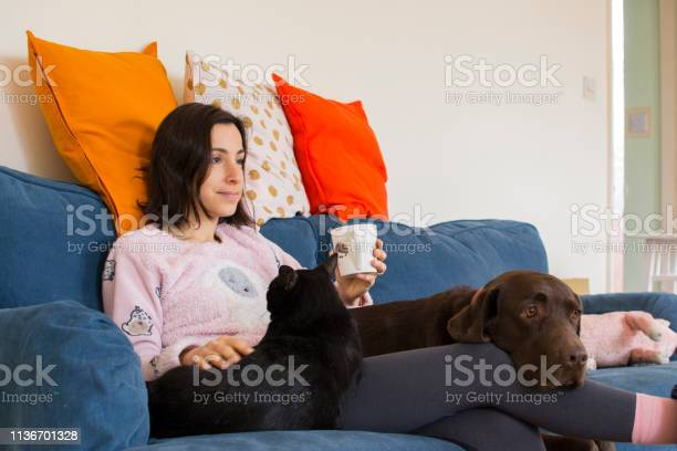 Woman drinking coffee at home picture id1136701328?b=1&k=6&m=1136701328&s=612x612&h=28trvxxvcd 0dpu3a9wota4ifzifvs7hl0a b4fy79e=