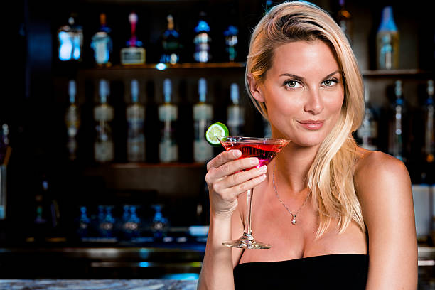Image result for sexy woman with martini at the bar