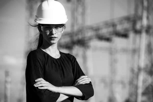 Frau Ingenieur (Kunst Entwicklung) – Foto
