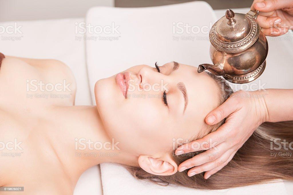 Öl Massage Bilder