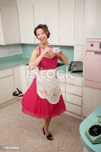 istock Woman Enjoying Coffee 148255866