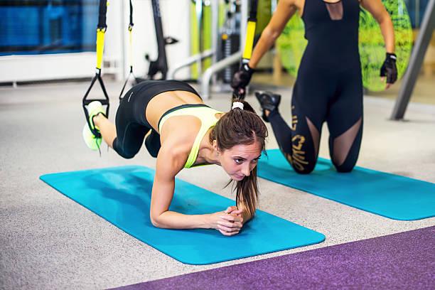 Sling Trainer übungen Bilder und Stockfotos iStock