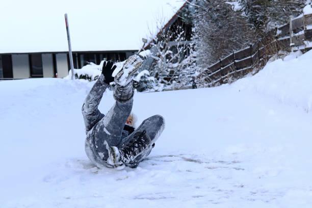 Woman falls on slippery road in winter picture id922712674?b=1&k=6&m=922712674&s=612x612&w=0&h=hnnghtjmhrpejuxjirkg7npa3yjojvgxkvlosrzhuoe=
