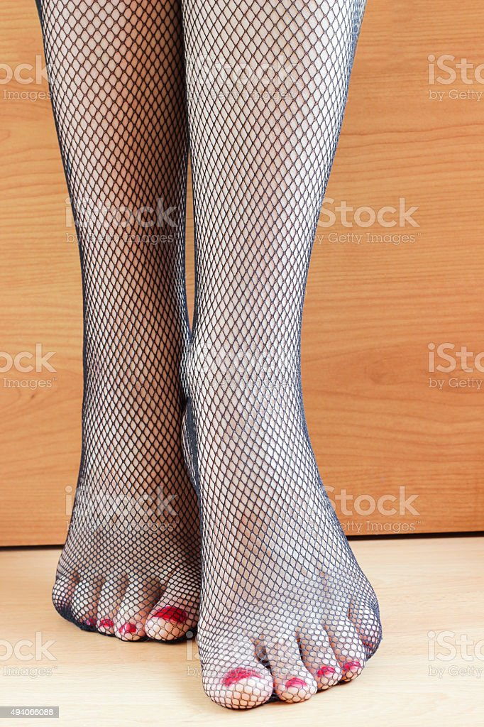 how to make fishnet tights last