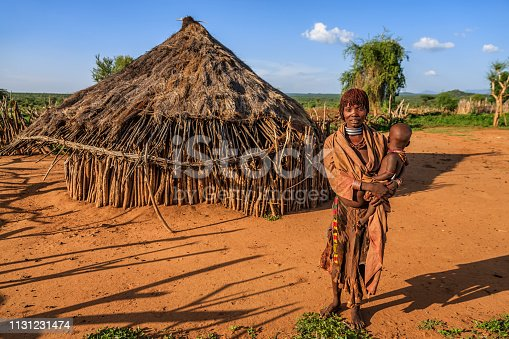 The Hamer tribe is an indigenous group of people in Africa, and this tribe lives in the southwestern region of the Omo Valley near Kenya, Africa. They are largely pastoralists.