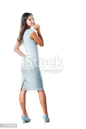 istock woman from the back 540398266