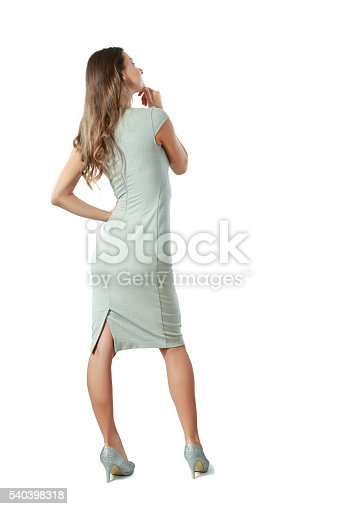 637102874istockphoto woman from the back 540398318